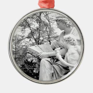 Literature Metal Ornament