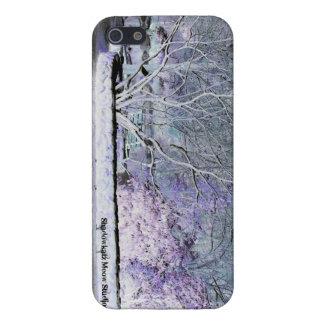 Litha Park - Ashland Oregon iPhone SE/5/5s Case