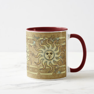 Litha Sun Design Drinkware Mug