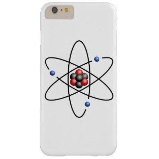 Lithium Atom Chemical Element Li Atomic Number 3 Barely There iPhone 6 Plus Case