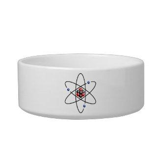 Lithium Atom Chemical Element Li Atomic Number 3 Pet Bowl