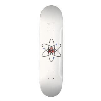 Lithium Atom Chemical Element Li Atomic Number 3 Skate Board Deck