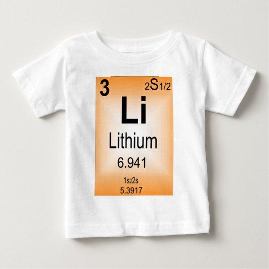 Lithium Baby T-Shirt