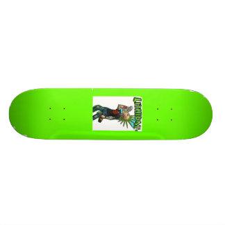 lithium id skateboard deck