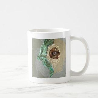 Lithosphere - collage mug
