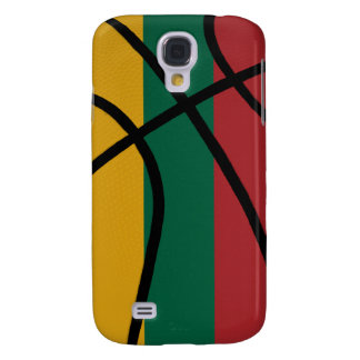 Lithuania Basketball iPhone 3G/3GS Case Galaxy S4 Cover