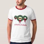 Lithuania Christmas 2 Tshirt