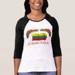 Lithuania Christmas T-shirts