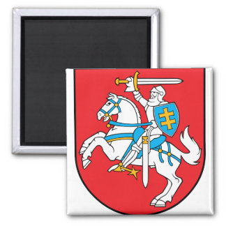 Lithuania Coat of Arms detail Magnet