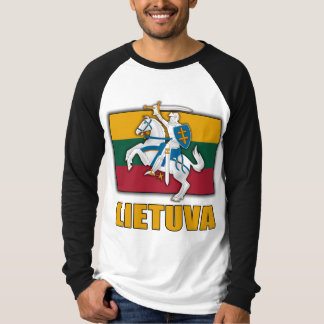 Lithuania Coat of Arms Shirt