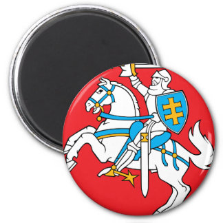 Lithuania Emblem - Coat of arms - Lietuvos Herbas Magnet