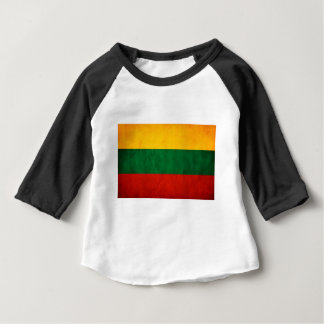Lithuania Flag Baby T-Shirt