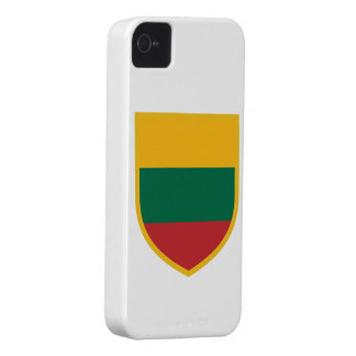 Lithuania Flag Case-Mate iPhone 4 Cases