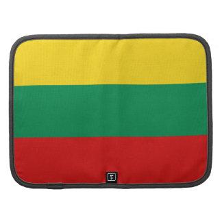 Lithuania Flag Folio Organizer