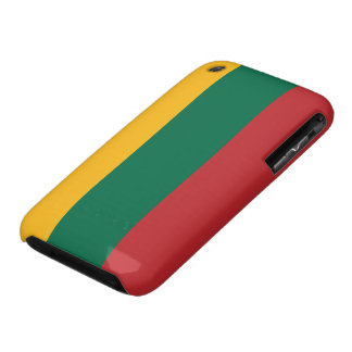 Lithuania Flag iPhone 3 Covers