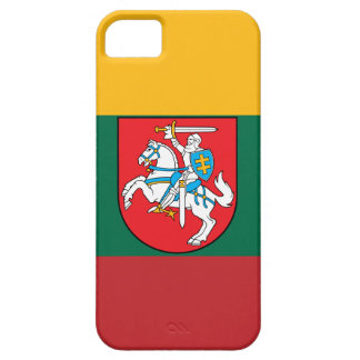 Lithuania Flag iPhone SE/5/5s Case