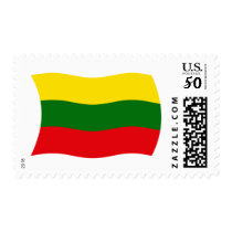 Lithuania Flag Stamps