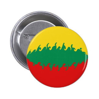 Lithuania Gnarly Flag Pins