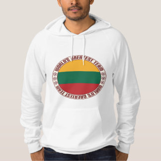 Lithuania Greatest Team Hoody