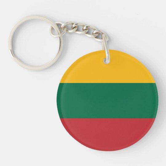 Lithuania Key Chain