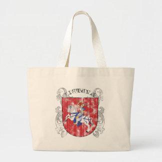 Lithuania Light Tote Bag