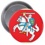 Lithuania , Lithuania Pinback Button