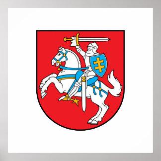 Lithuania, Lithuania Poster