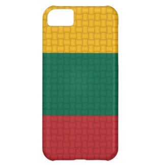 Lithuania Lithuanian Flag iPhone 5C Cases
