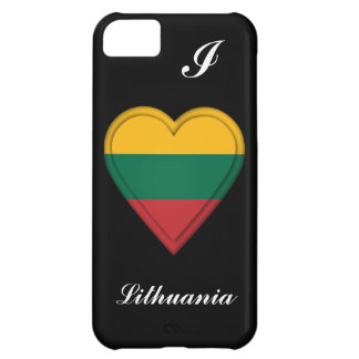 Lithuania Lithuanian Flag iPhone 5C Covers