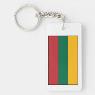 Lithuania  - Lithuanian Flag Keychain