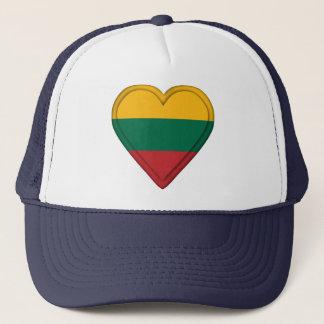 Lithuania Lithuanian  flag Trucker Hat