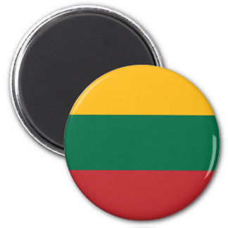 lithuania magnet