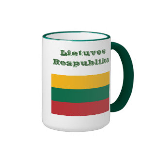Lithuania Mug / Lietuva puodelis