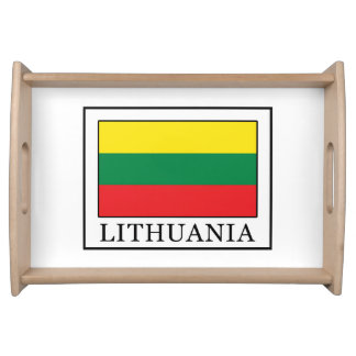 Lithuania Serving Tray