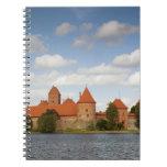 Lithuania, Trakai, Trakai Historical National 2 Spiral Notebook