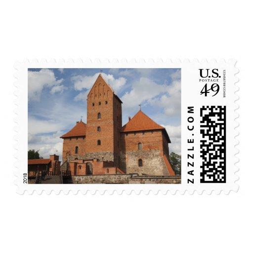 Lithuania, Trakai, Trakai Historical National 3 Postage