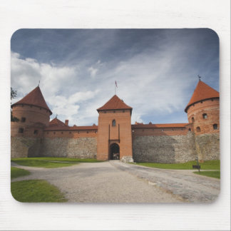 Lithuania, Trakai, Trakai Historical National 4 Mouse Pad