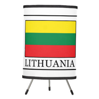 Lithuania Tripod Lamp