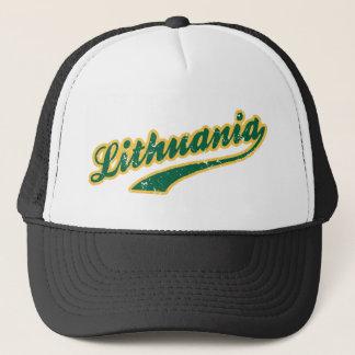 Lithuania Trucker Hat