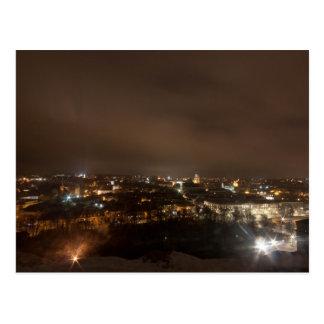 Lithuania - Vilnius - Nightlights