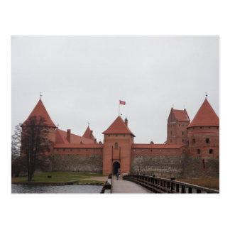 Lithuania - Vilnius - The Castle