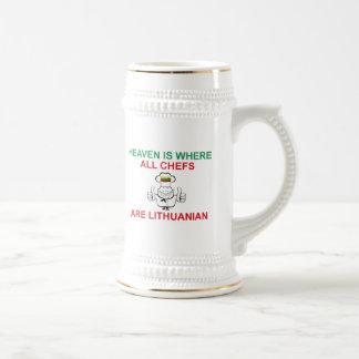 Lithuanian Chefs Coffee Mug