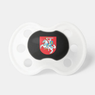 Lithuanian coat of arms BooginHead pacifier