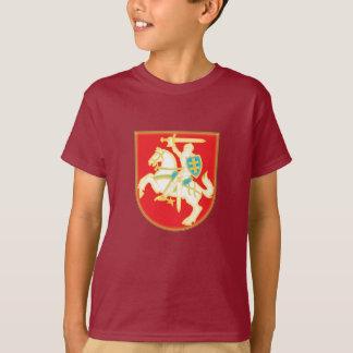 Lithuanian Coat Of Arms Jagiellonian Shield T-Shirt