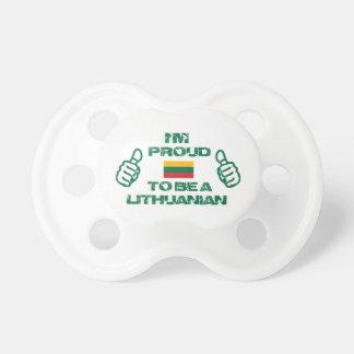 LITHUANIAN Design Pacifier