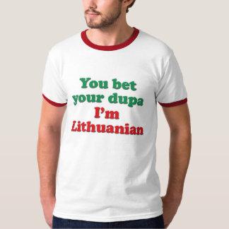 Lithuanian Dupa 2 T-Shirt
