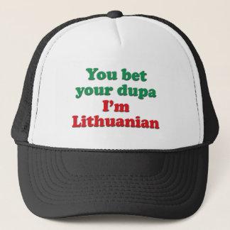 Lithuanian Dupa 2 Trucker Hat