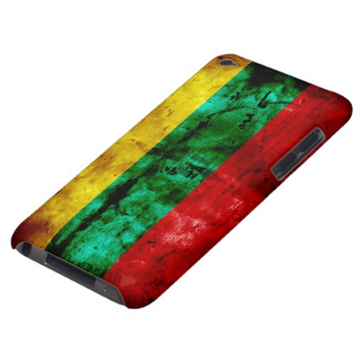 Lithuanian Flag Barely There iPod Cover
