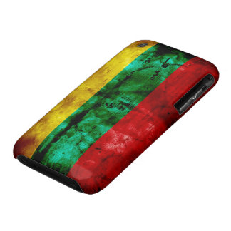 Lithuanian Flag iPhone 3 Case-Mate Cases