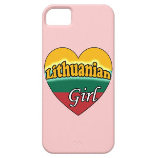 Lithuanian Girl iPhone SE/5/5s Case